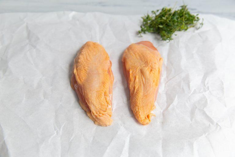 Kipfilet met vel Oranjehoen
