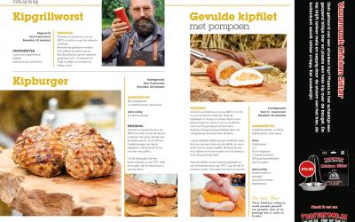 Fire En FOOD recept kip Oranjehoen 4